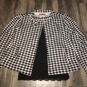 """Gymboree """"Olivia"""" Jacket with camisole"""